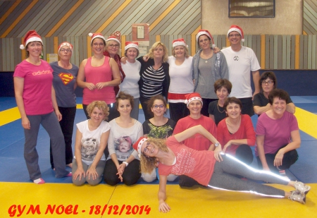 GYM Noël 2014