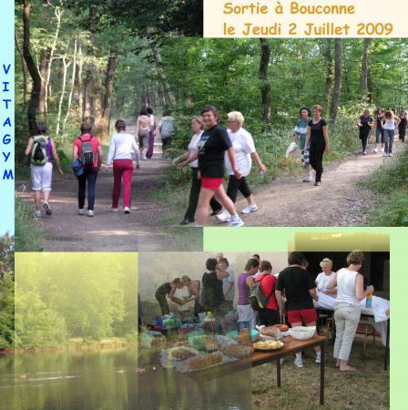 Sortie Bouconne du 2 Juillet 2009
